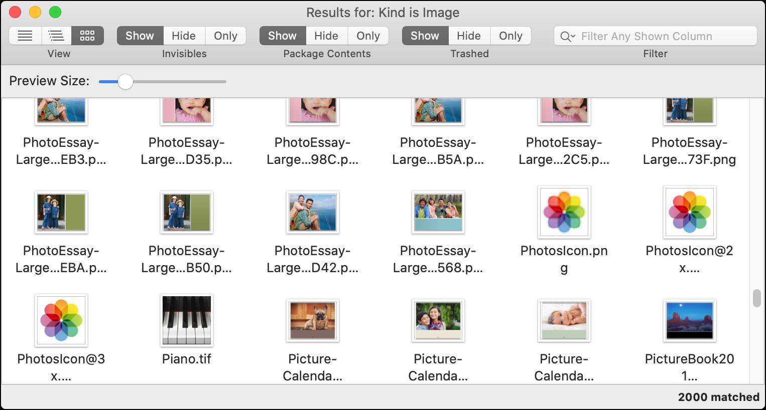Find Any File Mac 破解版 本地文件搜索工具